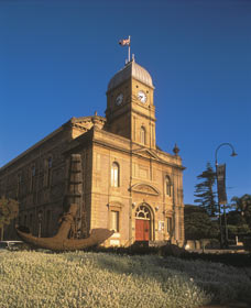 The Albany Town Hall - Whitsundays Tourism