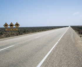 Eyre Highway - Whitsundays Tourism