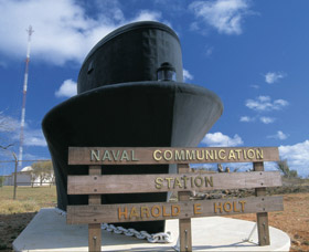 Harold E Holt Naval Communication Station - Whitsundays Tourism