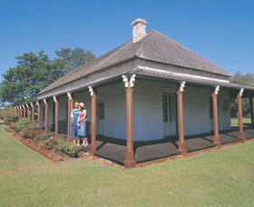 Wonnerup House and Old School - Whitsundays Tourism