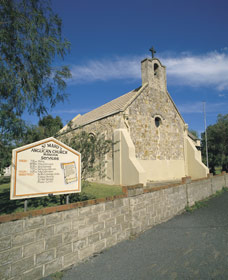 St Mary's Anglican Church - Whitsundays Tourism