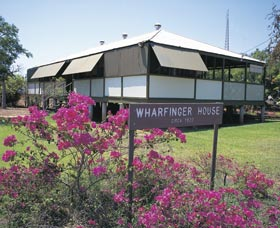 Wharfinger's House Museum - Whitsundays Tourism