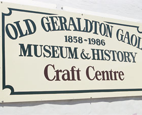 Old Geraldton Gaol Craft Centre