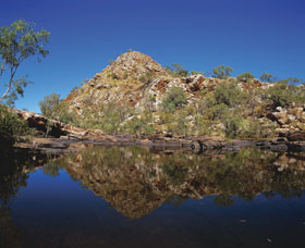 Bell Gorge - Whitsundays Tourism