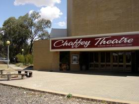 Chaffey Theatre - Whitsundays Tourism
