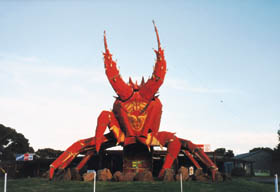 The Big Lobster - Whitsundays Tourism