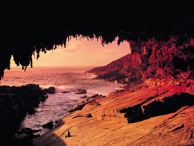 Admirals Arch - Whitsundays Tourism