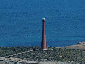 Troubridge Hill Lighthouse - Whitsundays Tourism