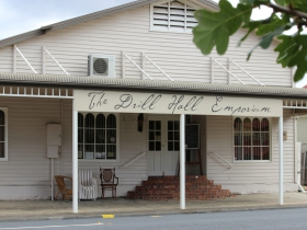 Drill Hall Emporium - The