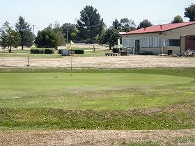 Campbell Town Golf Club - Whitsundays Tourism