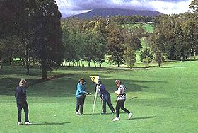 Deloraine Golf Course - Whitsundays Tourism