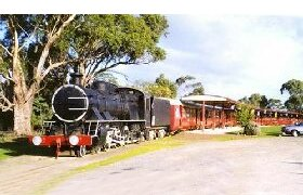 Margate Train - The - Whitsundays Tourism