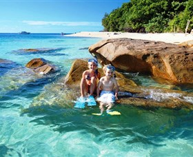 Fitzroy Island National Park - Whitsundays Tourism