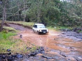 Condamine Gorge '14 River Crossing' - Whitsundays Tourism
