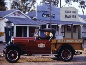 Miles Historical Village and Museum - Whitsundays Tourism