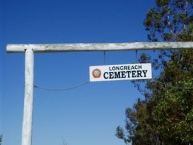 Longreach Cemetery - Whitsundays Tourism