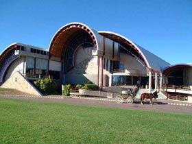 Australian Stockmans Hall of Fame and Outback Heritage Centre - Whitsundays Tourism