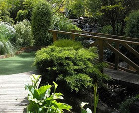 Grampians Adventure Golf MOCO Gallery  Cafe - Whitsundays Tourism