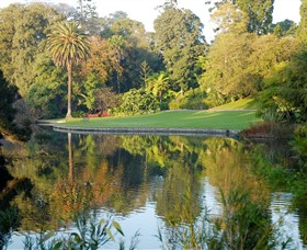 Royal Botanic Gardens Melbourne - Whitsundays Tourism