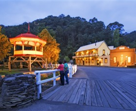Walhalla Historic Area - Whitsundays Tourism