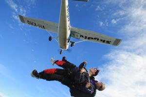 Australian Skydive - Whitsundays Tourism