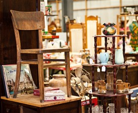 Bendigo Pottery Antiques and Collectables Centre - Whitsundays Tourism