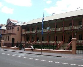 Parliament House - Whitsundays Tourism