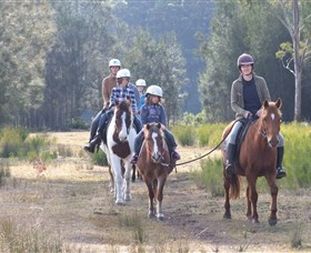Horse Riding at Oaks Ranch and Country Club - Whitsundays Tourism