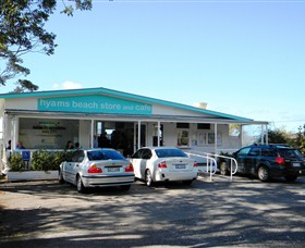 Hyams Beach Store and Cafe - Whitsundays Tourism