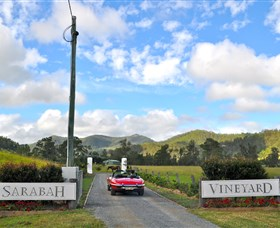 Sarabah Estate Vineyard - Whitsundays Tourism