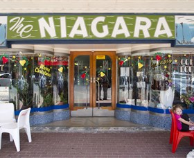 Niagra Cafe - Whitsundays Tourism