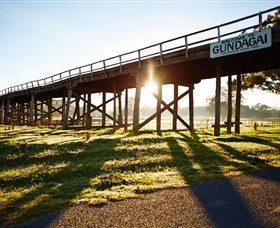 Historic Bridges of Gundagai - Whitsundays Tourism