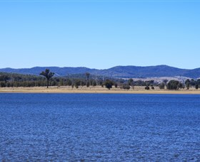 Coolmunda Dam - Whitsundays Tourism