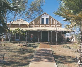 Roebourne Court House - Whitsundays Tourism