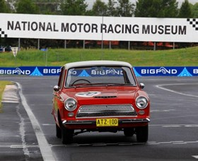National Motor Racing Museum - Whitsundays Tourism