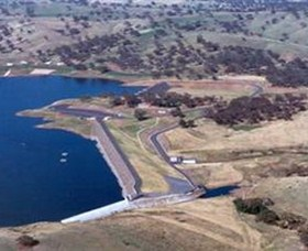 Chifley Dam - Whitsundays Tourism