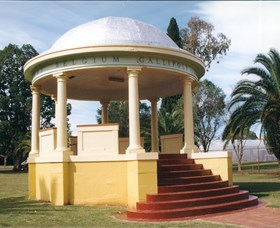 Kingaroy Soldiers Memorial Rotunda - Whitsundays Tourism