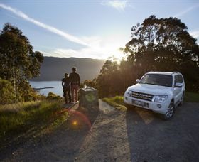 Aberfeldy Four Wheel Drive Track - Whitsundays Tourism