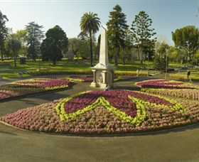 Queens Park Toowoomba - Whitsundays Tourism