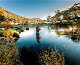 Fly Fishing Tumut - Whitsundays Tourism