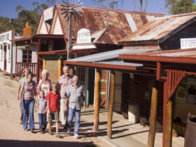 Historic Village Herberton - Whitsundays Tourism
