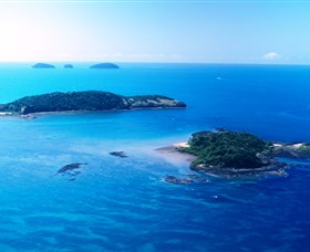 Barnard Island Group National Park - Whitsundays Tourism