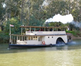 Paddlesteamer Canberra - Whitsundays Tourism