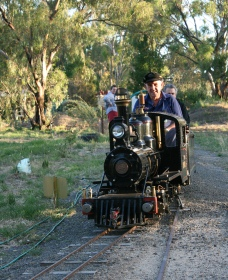 Jerilderie Steam Rail - Whitsundays Tourism
