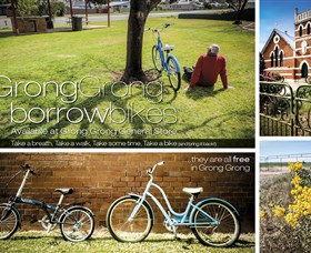 Grong Grong Borrow Bikes - Whitsundays Tourism