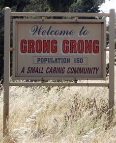 Grong Grong Earth Park - Whitsundays Tourism
