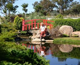 Wellington Osawano Japanese Gardens - Whitsundays Tourism
