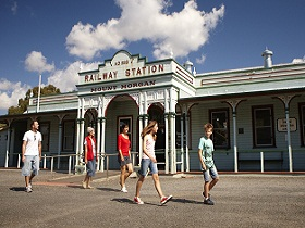 Mount Morgan Railway Museum