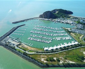 Keppel Bay Marina - Whitsundays Tourism