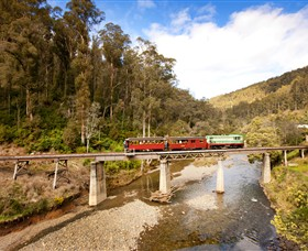 Walhalla Goldfields Railway - Whitsundays Tourism